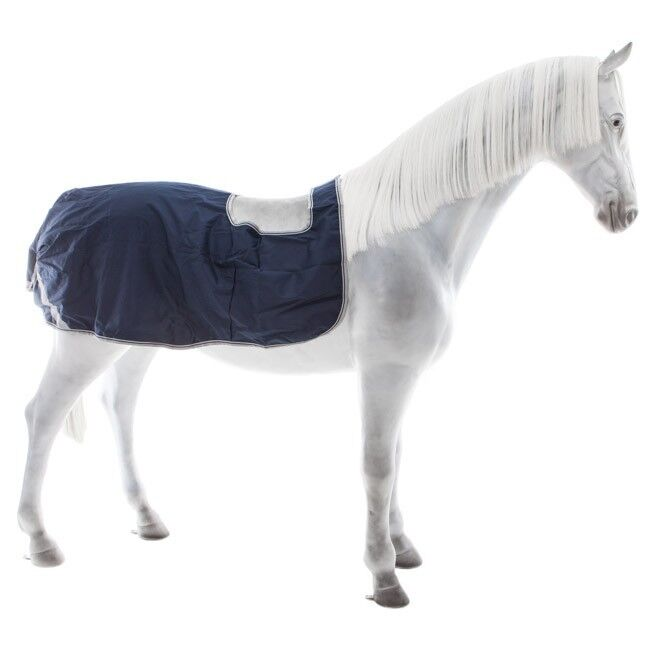 Bucas Freedom riding Rug  50gNavy