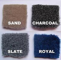 40 Oz. Luxury Marine Carpet - 8' Wide X Various Lengths