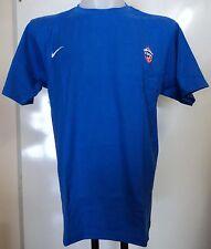 CSKA Mosca basket blu tee shirt by Nike ADULTI TAGLIA SMALL NUOVO di zecca