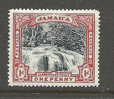 Begeistert Album Schätze Jamaika Scott # 32 1p Llandovery Falls Postfrisch Leicht Aromatischer Charakter Und Angenehmer Geschmack Großbritannien Kolonien