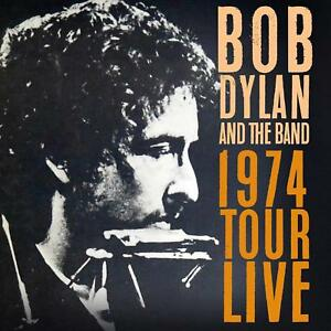 BOB-amp-THE-BAND-DYLAN-1974-TOUR-LIVE-180-GR-4LP-SET-4-VINYL-LP-NEW