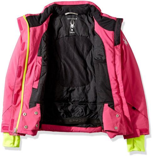 NEW Spyder Kids Girls Ski Snowboarding Lola Jacket Size 16 Big Girls NWT