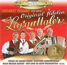 Gold-Edition von Urach,Hubert und Seine Orig.Fidelen ... | CD | Zustand sehr gut