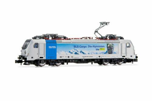 Arnold hn2439 speciale modello br187 BLS CARGO Gli ALPINISTEN TRAXX DCC Esu lokpilot