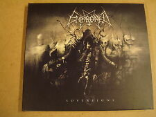 CD / ENTHRONED - SOVEREIGNS