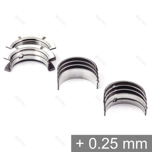 For Hyundai Kia 1.7 CRDi D4FD i40 Sportage Optima Carens ix35 Main Bearings 0.25
