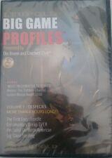 Leupold Big Game Profiles 2 DVD Vol 1-13 Species Boone-Crockett Gun Club