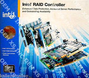 NEW DRIVERS: INTEL RAID CONTROLLER SRCU41L