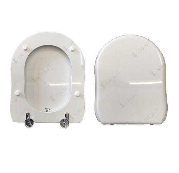 Sedile Copriwc per WC GSI modello OLD ANTEA