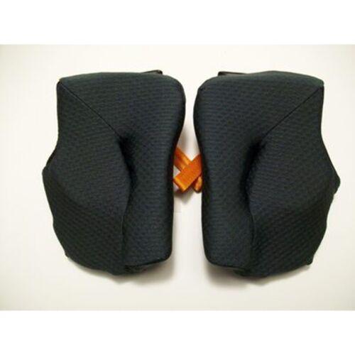 RX-Q 4425-15mm Cheek Pad Set for Corsair-V Signet-Q Helmets Arai