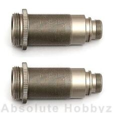 Team Associated 12x27.5mm Front Threaded Big Bore Shock Body (2) (SC10/T4) 91300