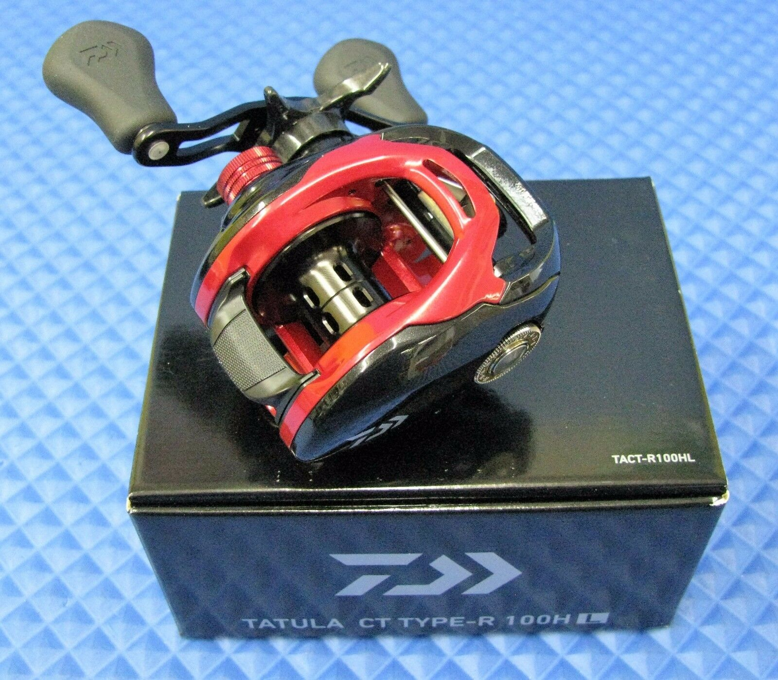 Daiwa Baitcasting Reel With Double Handle Tatula  CT Type-R 100HL TACT-R100HL  online sale