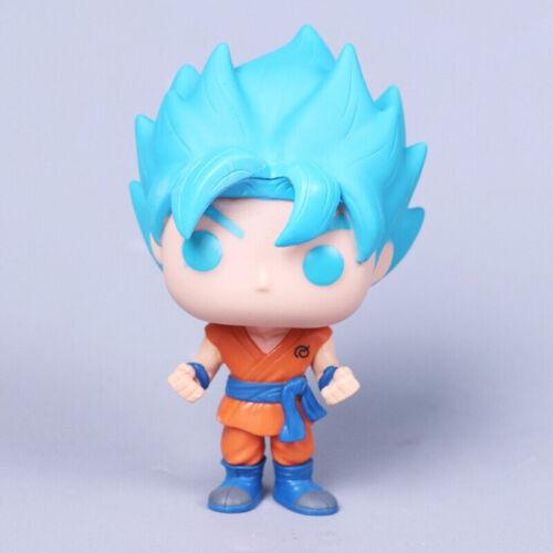 Dragon Ball Z Super Saiyan Son Gohan Goku action figures dragonball trunks toys