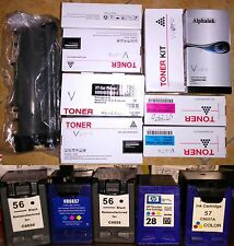LOTTO TONER Cartucce inkjet VUOTI Xerox Phaser 6000 6010 WORKCENTRE 6015 hp 1200