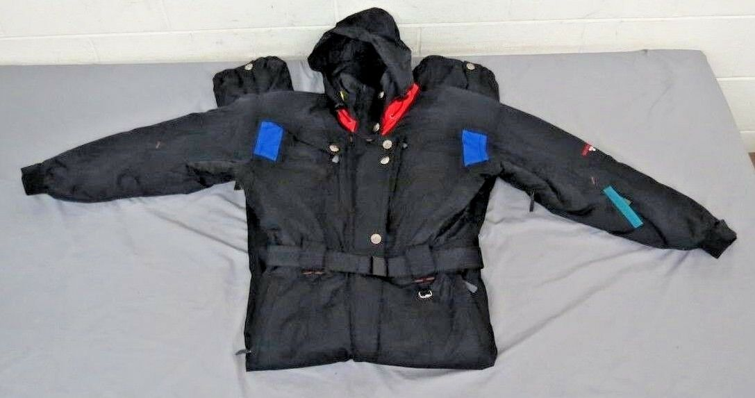 Obermeyer Edge  II Thermolite Insulated Ski Snowsuit Women's Size 12 EXCELLENT  the latest models