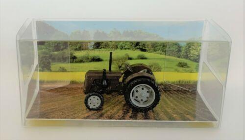Mehlhose 211006804 Spur N Traktor Famulus braun graue Felgen #NEU in OVP#
