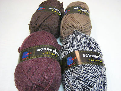 """39,50//kg Schal-und Mützenwolle Scheepjes /""""Vermont/"""""""