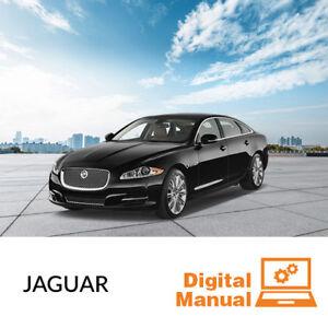 jaguar service and repair manual 30 day online access ebay rh ebay com jaguar xf xfr workshop service repair manual 1999 jaguar xj8 service repair manual 99