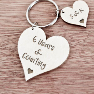 Details About Personalised Anniversary Gifts For Boyfriend Girlfriend Husband Wife Him Her K27