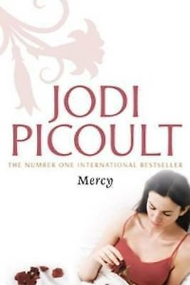 1 of 1 - 'MERCY'   BY JODI PICOULT   AS NEW   +POST DISC.