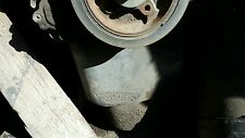 TACOMA 99 TOYOTA 4 RUNNER OIL PAN 4 CYLINDER USED 2.4