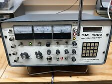 Helper Communications Service Monitor As Is For Parts Or Repair No Returns