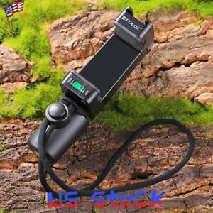 Vlogging-Live-Broadcast-Handheld-Grip-Selfie-Rig-Stabilizer-ABS-Tripod-Mount-US