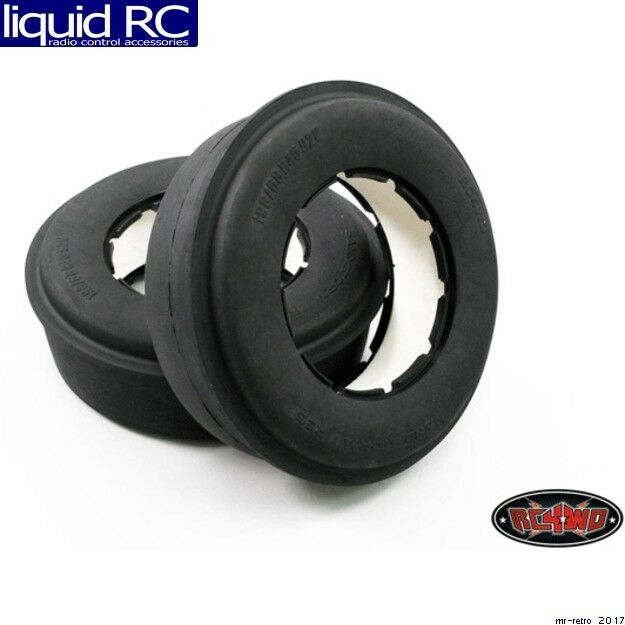RC 4WD Z-T0074 Sand Storm Front Tires for Losi and Baja 5T SC