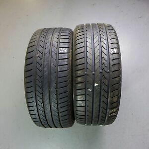 2x-GOODYEAR-Efficient-Grip-AO-215-40-r17-87-W-Dot-3510-7-mm-pneus-d-039-ete