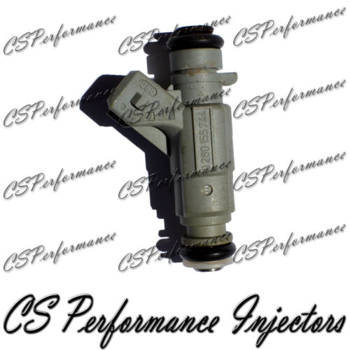 0280155744 Rebuilt by Master ASE Mechanic USA 1 OEM Bosch Fuel Injector