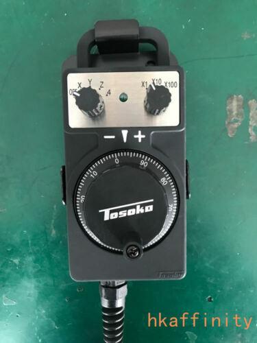 TOSOKU HC111 Handy Générateur d/'impulsions manuel Générateur d/'impulsions MPG volant 24 V 100PPR