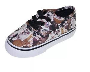 Rare! Vans ASPCA Cat Kitty Sneaker