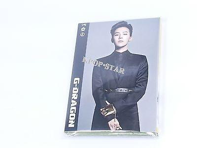 G-Dragon GDragon GD BigBang Portable Photo Memo Pad KPOP Korean K Pop Star