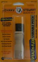 Johnny Stewart Pc-8 Predator Call Compact Mid Range Coyote Rubber Coated Squeaks