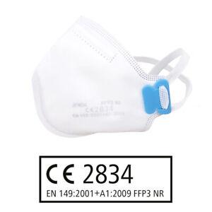 200x FFP3 Atemschutzmaske ohne Ventil - JFM04  # 3380