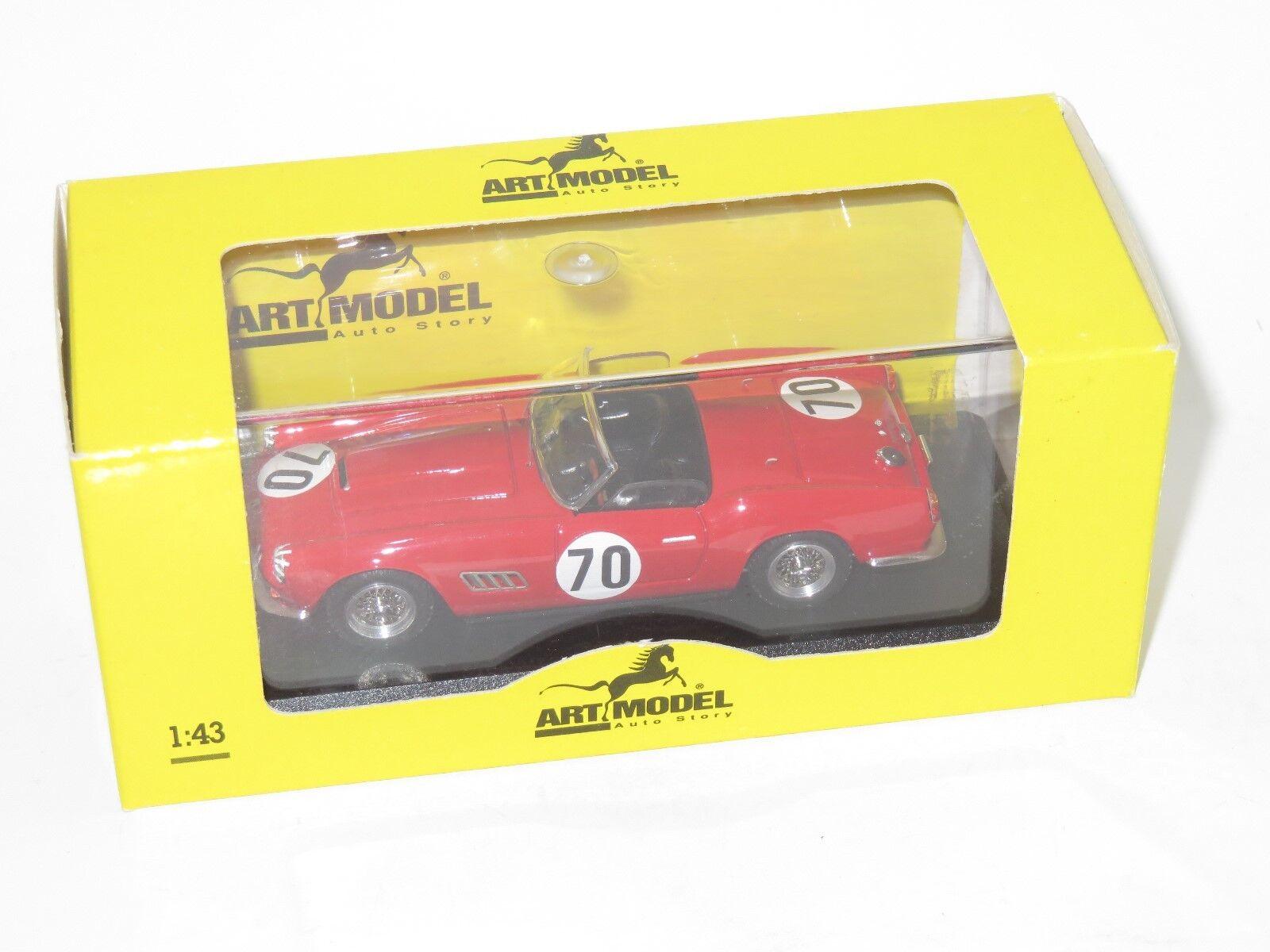 1 43 Ferrari 250 California  Sebring 1959 Ginther   Verly