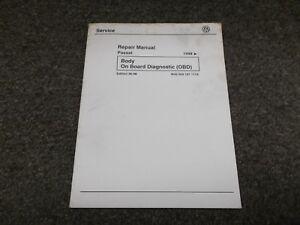 2002 vw passat repair manual