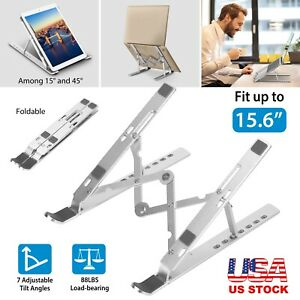 Adjustable-Notebook-Laptop-Stand-Riser-Foldable-Desktop-Phone-Holder-Stand-Hoder