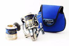 Shimano Stella SW 6000HG Saltwater Spinning Reel w/case from japan