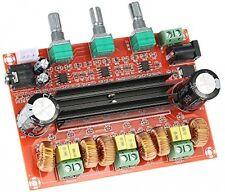 Kkmoon TPA3116D2 50W*2+100W Subwoofer de 2.1 Canales Digital Amplificador de potencia placa