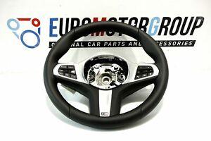 BMW-OEM-M-SPORTS-Volant-de-Direction-en-Cuir-8008179-5-039-G30-G31-M-Volant-Sport