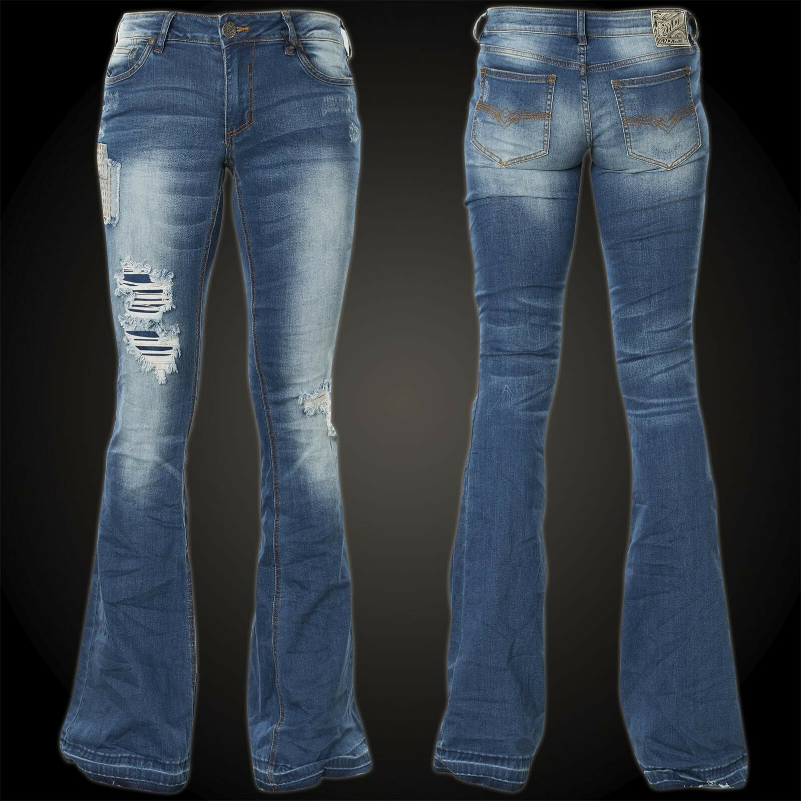 Affliction JEANS DA DONNA GINGER Rising Venice