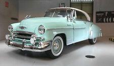 Scale 1:24 1950 Chevrolet Chevy Bel Air Hard Top Motormax Model Car 73268