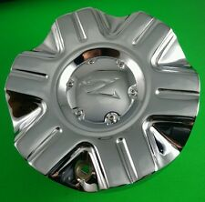ZINIK CENTER CAP # Z085 ,Z-6, 61332295F- CHROME WHEELS CENTER CAP