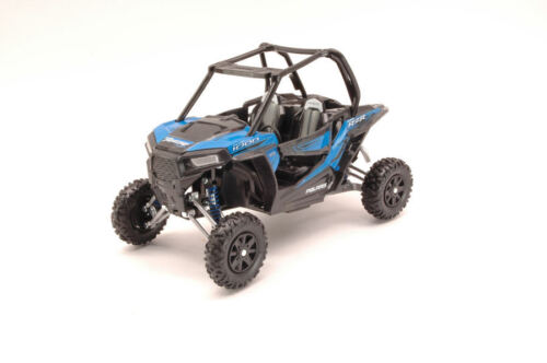 ATV Polaris RXR XP 1000 Blue 1:12 Model 57593BL NEW RAY