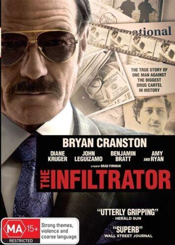 1 of 1 - The Infiltrator (Dvd) Crime, Drama, Biography Bryan Cranston, John Leguizamo