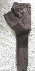 Montar-Damen-Reithose-mit-Vollbesatz-braun-Gr-36-512