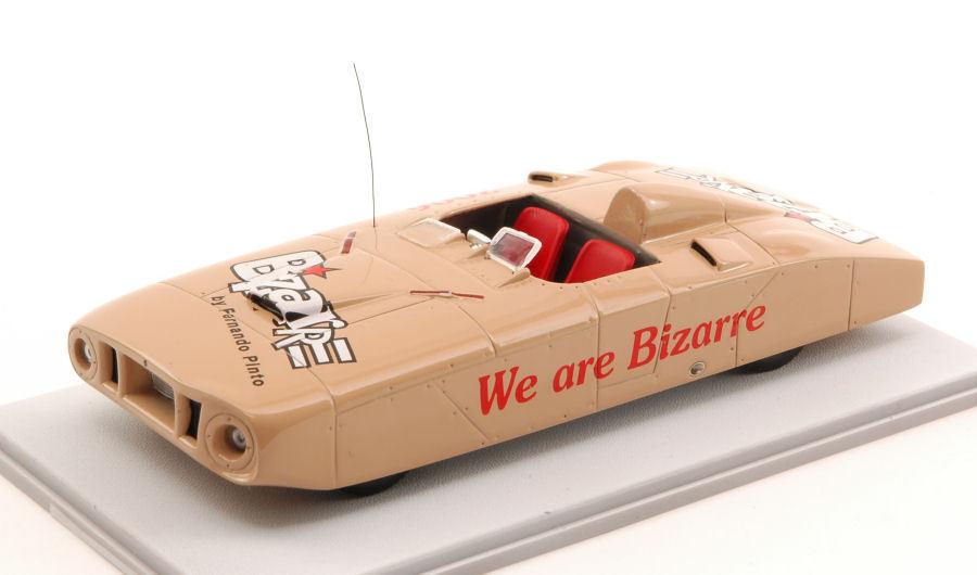 Cunningham Special 2006 'We Are Bizarre' 1 43 Model BIZARRE