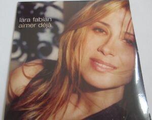 LARA-FABIAN-CD-SINGLE-PROMO-034-AIMER-DEJA-034-NEUF-SOUS-BLISTER