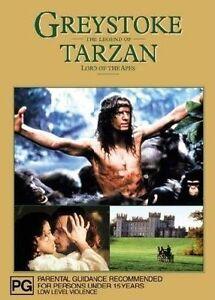 Greystoke-The-Legend-Of-Tarzan-DVD-Christopher-Lambert-New-Australian-Release